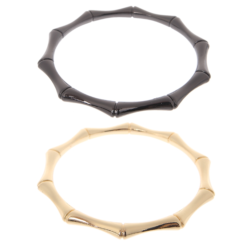 1PC 9cm Straps Bags Purses Belting Metal Belts Buckle Loop Ring O Ring
