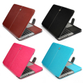 Drop Free Shipoing Fashion PU Leather Sleeve Case For Macbook  Pro with  Retina  display Shell Cover Bag For Laptop MBPR