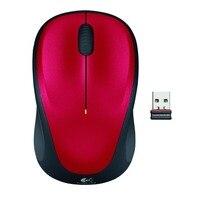 Original Logitech M235, 2.4Ghz Wireless Mouse, 3000Dpi, USB Port, Optical, RF Wireless Right Hand Mouse