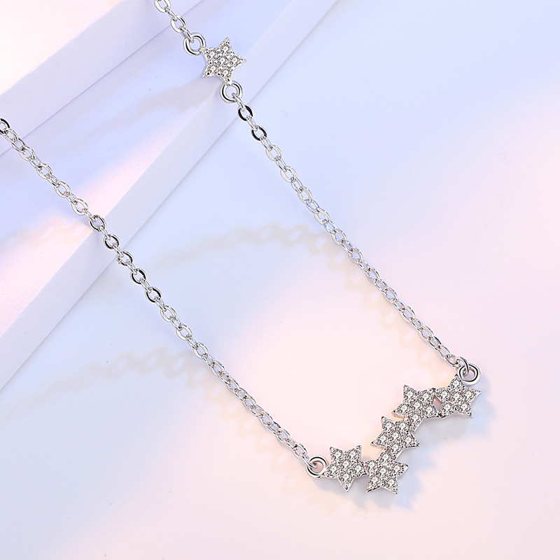 five star choker necklaces (3)
