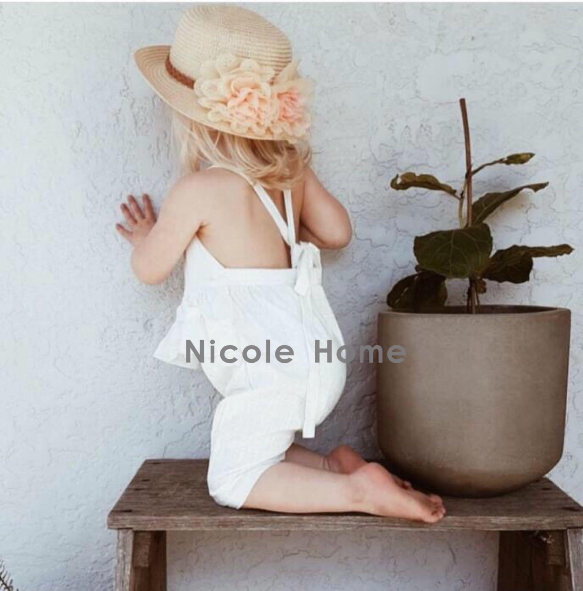 2018 Summer Toddler Infant Baby Girl Rompers Ruffles Kids Girl Overalls Linen Clothings Baby Clothes