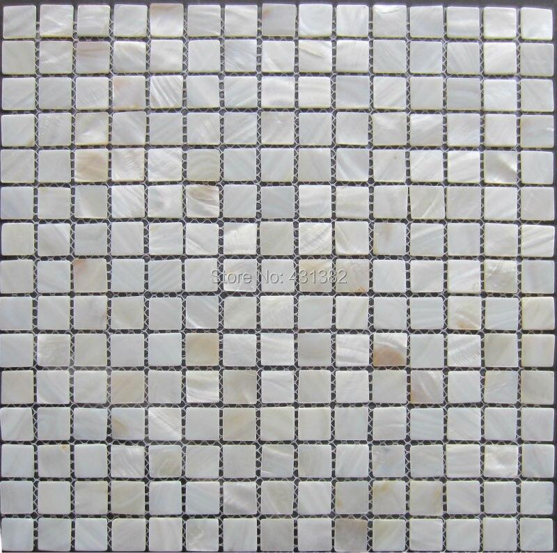 bianco mattonelle di mosaico-acquista a poco prezzo bianco ... - Piastrelle Cucina Mosaico