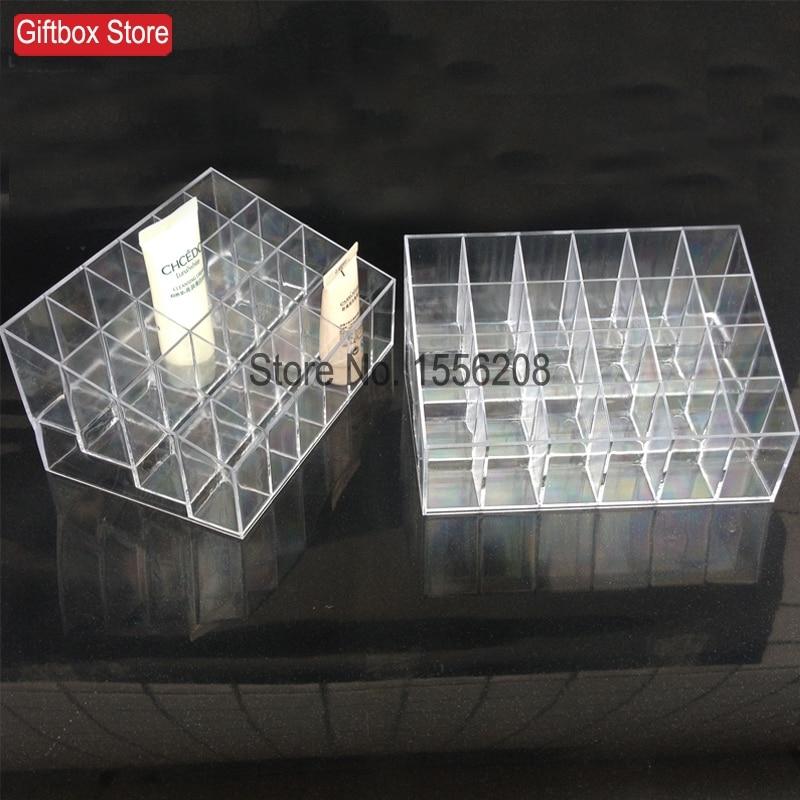 Kuti kuq buzësh plastike organizator organizator rafti rafti buzësh - Magazinimi dhe organizimi në shtëpi - Foto 1