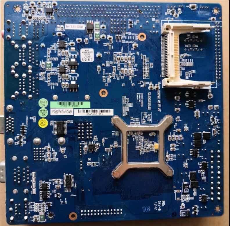100% OK Original Marke EMX-PNV (9693) Rev. b1.e E1907XPNV06RO Industrielle Motherboard Mainboard Kostenloser Versand mit CPU RAM