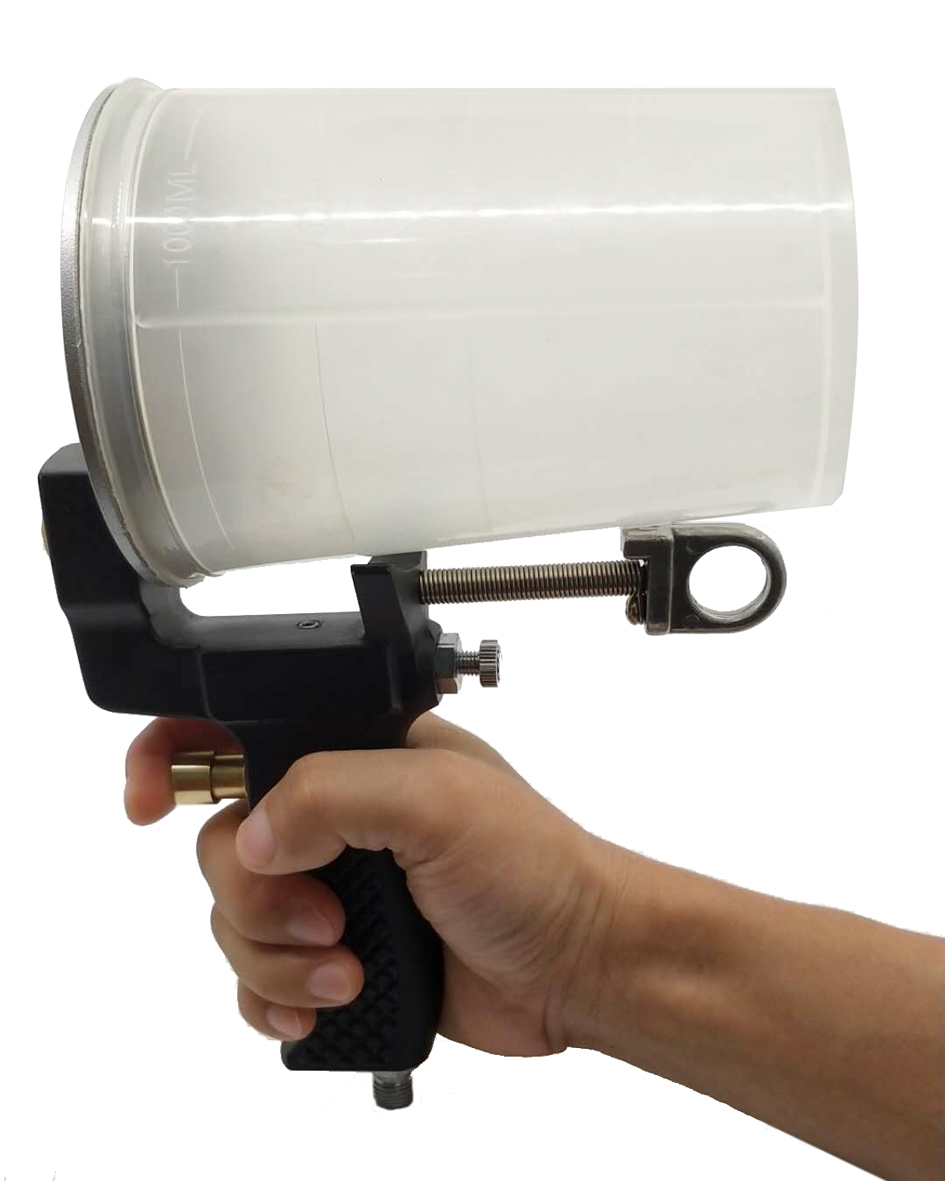 Fiber Reinforced Plastic Pneumatic Paint Spray Gun