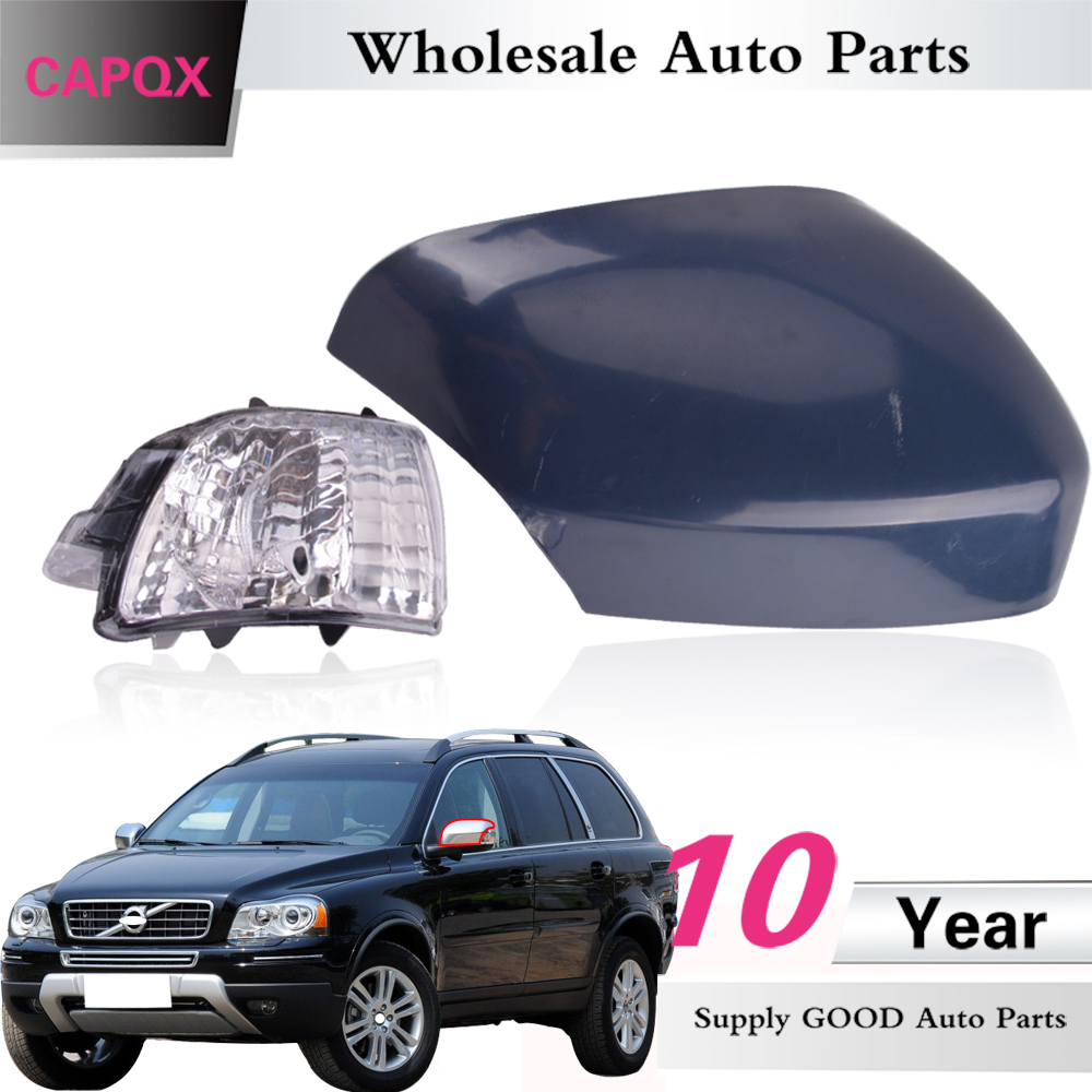 Volvo Xc70 Mirror: CAPQX For Volvo XC70 2008 2012 For XC90 07 14 Outside