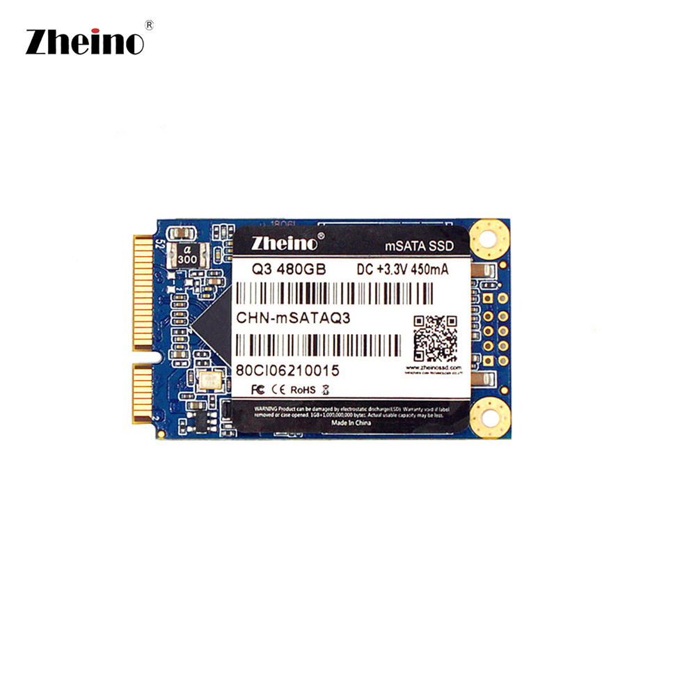 mSATA 120gb SSD Q3 Hard Disk Dirve Zheino 3D TLC NAND Flash Memory Internal Solid State Disk Drive For PC LAPTOP zheino 3d sata3 512gb ssd hard dirve high speed 3d tlc nand flash internal solid state disk drive for pc laptop macbook server
