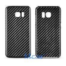 Mcse New Arrival Luxury Carbon Fiber Case Cover For Samsung Galaxy S7 edge G935 G935FD for SamsungS7 Genuine Carbon Fibre Cover