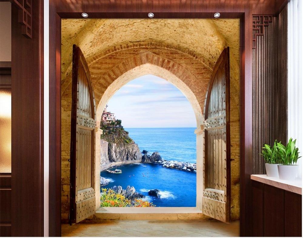 online get cheap ceiling tree murals wallpaper aliexpress com