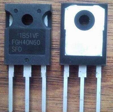 5pcs/lot FGH40N60SFD FGH40N60 40N60 Variable Tube IGBT Welder New Original In Stock
