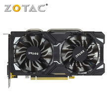 ZOTAC видеокарта Оригинал GTX 1060 3 ГБ GPU видеокарты для GeForce nVIDIA GTX1060 3GD5 SM 192Bit видеокарта PCI-E X16 HDMI