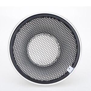 Image 3 - 7 بوصة 18 سنتيمتر القياسية عاكس الناشر مع العسل شبكة ل unia جبل إضاءة الاستوديو ستروب فلاش K 150A K 180A E250 E300
