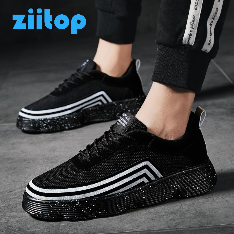 Men Running Shoes Breathable Male Sneakers Masculino Zapatos Hombre Flats Outdoor Lace Up Sport Shoes Men Trainers Athletic Shoe