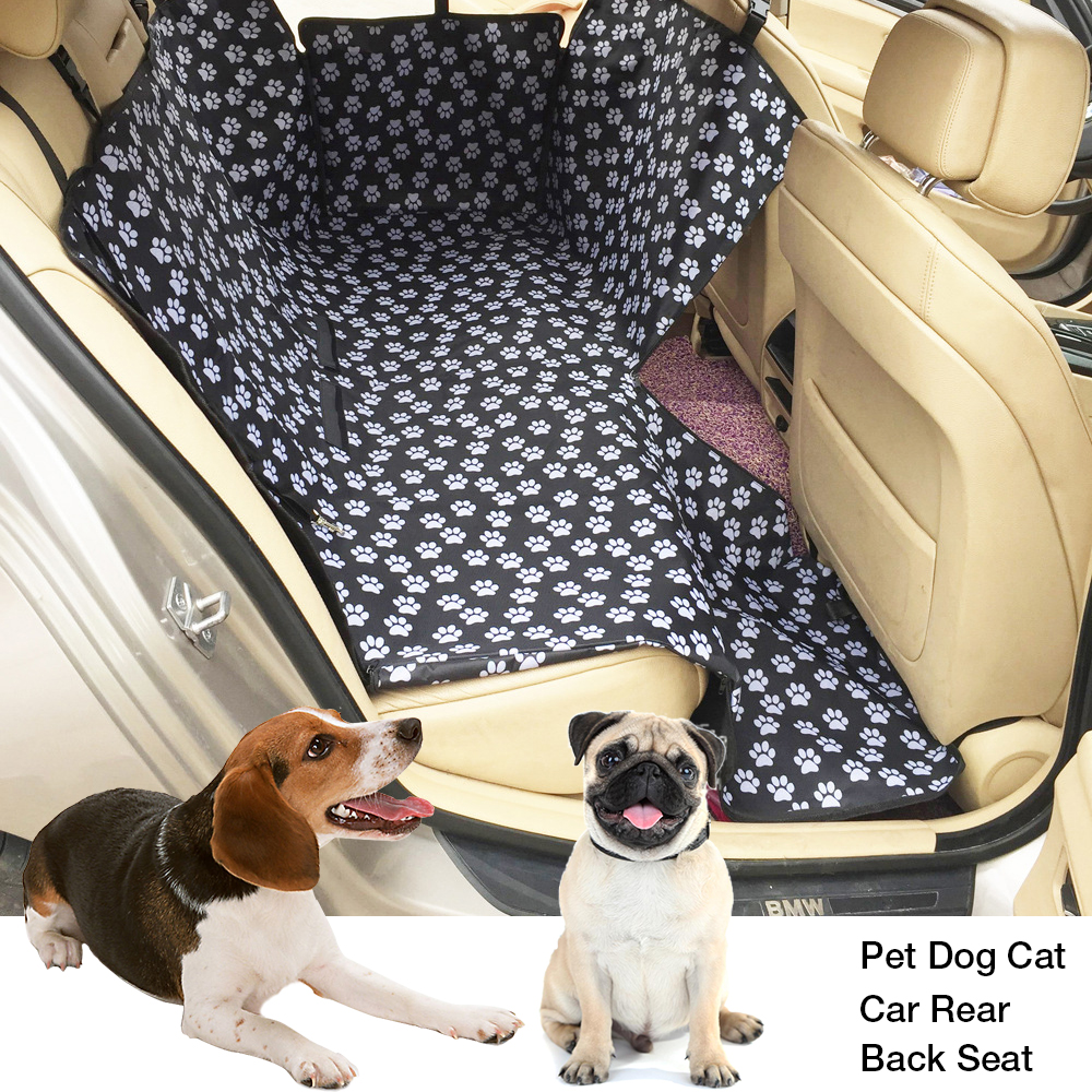 2019 New Style Pet Dog Puppy Car Mat Cover Hammock Back Rear Seat Waterproof Durable Protector E2s Dog Doors, Houses & Furniture Houses, Kennels & Pens