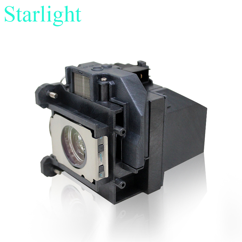 ФОТО EB-440W EB-450W EB-T450WI EB-T455WI EB-460 PowerLite 450W PowerLite 460 H318A H343A projector bulb V13H010L57 ELPLP57 for Epson