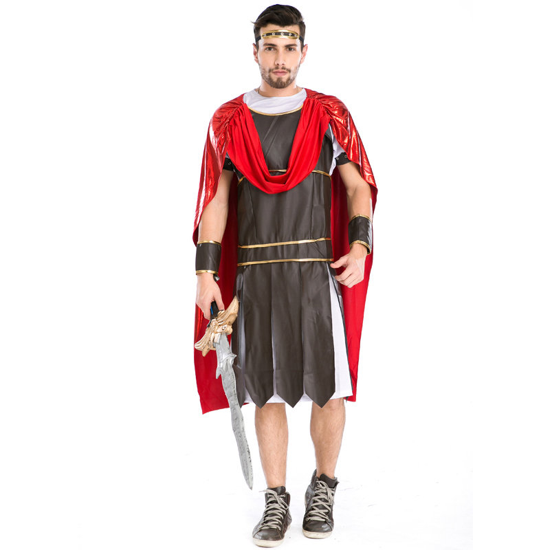 Ancient Roman Clothing For Men: Men Hero Of Sparta Roman Warrior Clothing Ancient Knight