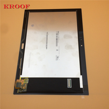 LCD Display Matrix with Touch Screen Digitizer Assembly Replacement For Lenovo TAB4 Tab 4 10 Plus TB-X704 TB-X704L TB X704 10 1inch lcd display touch screen digitizer with frame matrix for lenovo tab 3 10 plus tb x103f lcd module screen panel