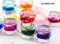 12 colors glass uv gel polish Pure color Transparency soak-off nail gel polish Manicure UV gel