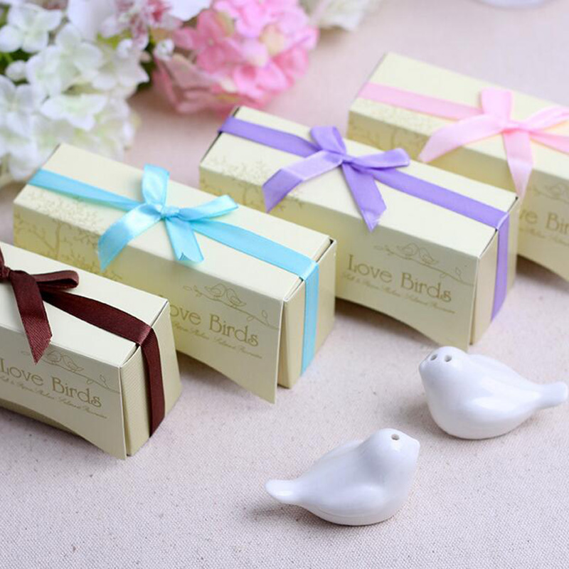 Wedding Favors 300pcslot150set Lot Newest Love Birds In The