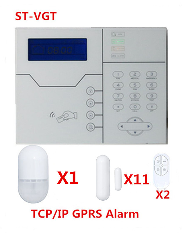 DIY 868Mhz New French Voice Wireless TCP/IP Alarm System GSM Home Alarm System Burglar Security Smart Alarm System bulk order price best ethernet alarm wireless tcp ip alarm gsm alarm system for smart home security protection alarm with app