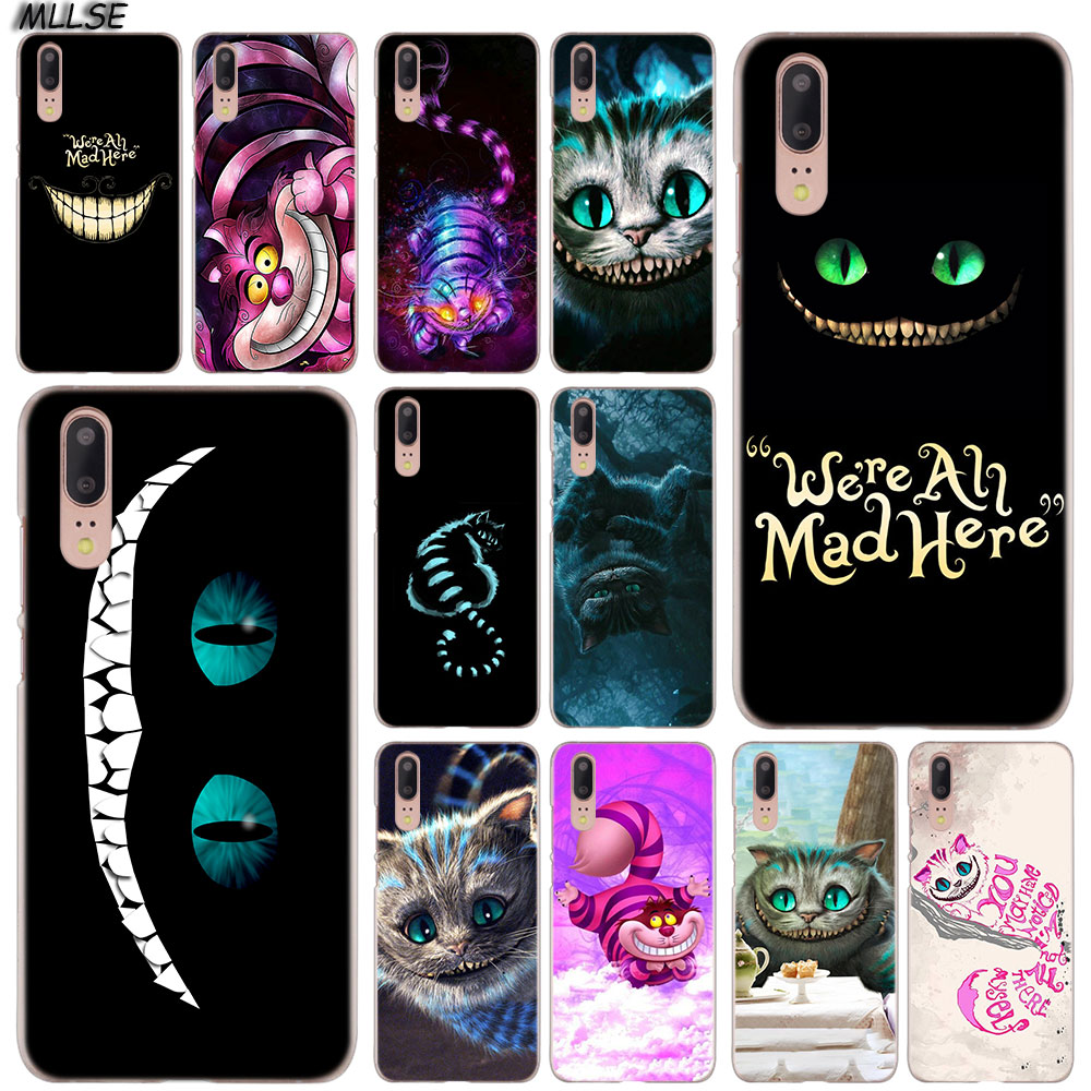 MLLSE alice in wonderland cheshire cat Fashion Case Cover for ...