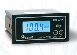 Conductivity Monitor Conductivity meter 0-1999us/cm Error:2%F.S ATC wholesale and retail повязка malina by андерсен скарлет цвет белый 11812нб01
