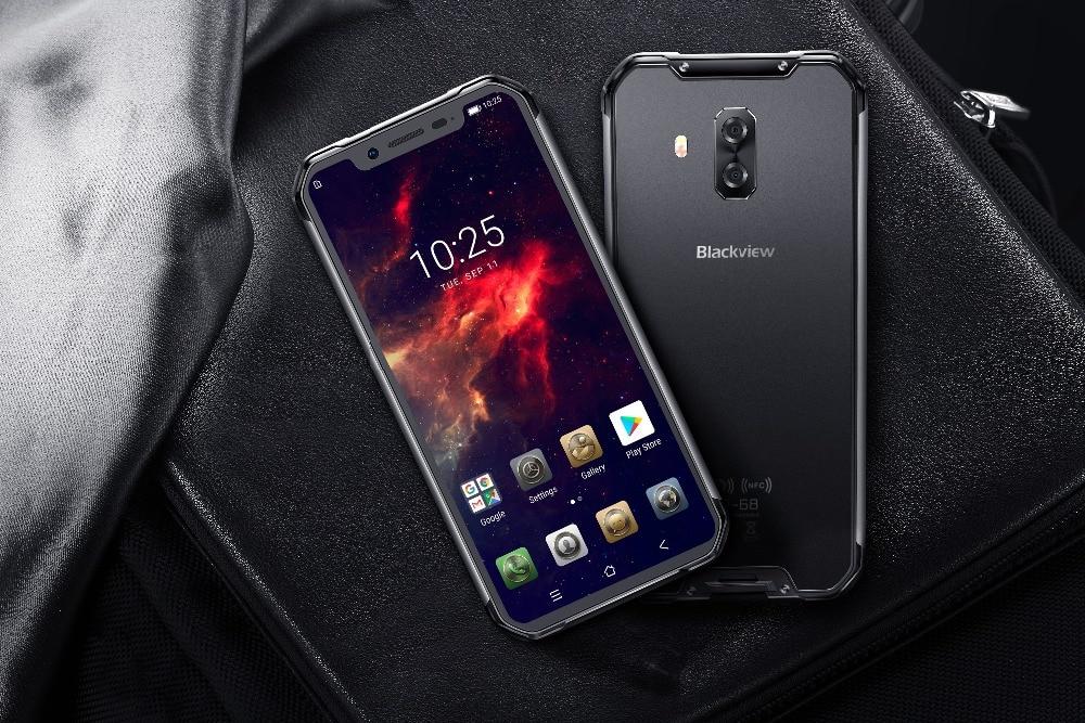 Сверхпрочный смартфон Blackview BV9600 Pro в Краснодаре