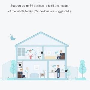 Image 5 - Xiao mi mi jia wzmacniacz sygnału wifi Pro 300M mi wzmacniacz sieciowy ekspander Router wzmacniacz mocy Roteador 2 antena do routera Wi Fi