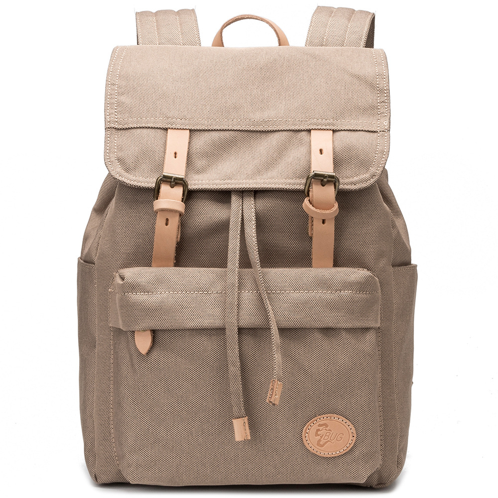 CURIELINE 2018 new  European and American fashion student bag leisure men women backpack