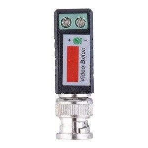 Image 4 - ESCAM émetteur vidéo passif 1 paire, connecteur BNC, adaptateur Coaxial pour caméra Balun CCTV, DVR, BNC UTP
