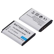 SLB-0837B Battery Charger SLB0837B SLB 0837B Batteries For Samsung NV8 NV10 NV15 NV20 L70 L201 Camera digital battery charger for samsung slb 10a 11a black