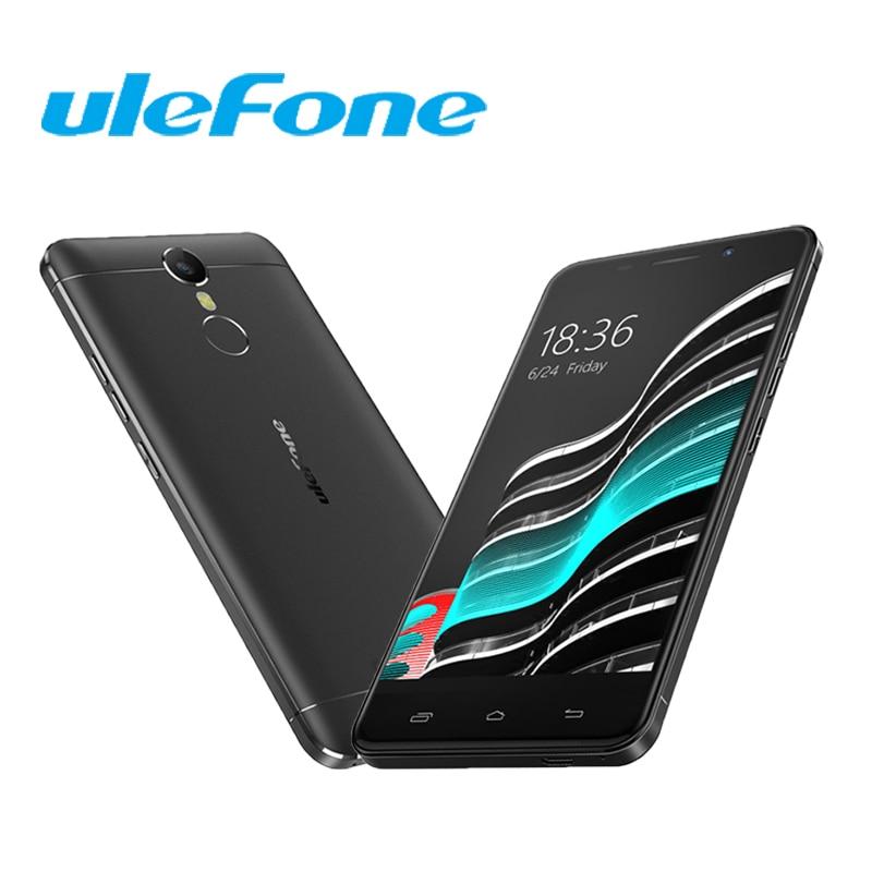 ulefone Metal Fingerprint 4G Mobile Phones MT6753 Octa Core 1 3GHz 16G ROM 3G RAM 5