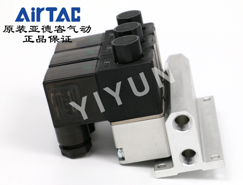 цена на 3V2MNCA-15F 3V2MNCA-16F 3V2MNCA-18F 3V2MNCA-20F Pneumatic components AIRTAC Electromagnetic valve group