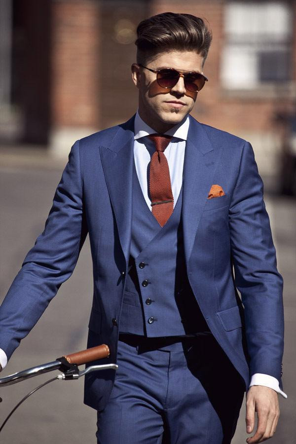 Classic Mens Suits Styles Dress Yy