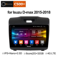 Ownice C500+ G10 Android 8.1 Car DVD Radio Player GPS for Chevrolet Trailblazer Colorado S10 Isuzu D max MU X Navigation TPMS