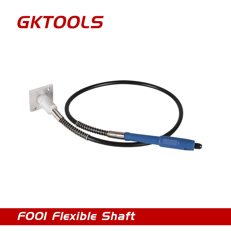 GKTOOLS, Flexible shaft used when request detailed sculpting or grinding, F001