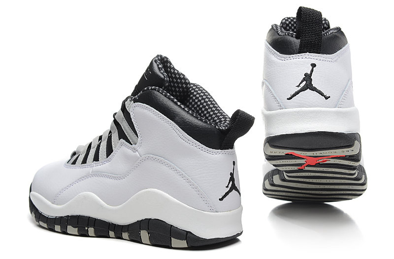 reputable site fab82 f6145 ... x steel white black for sale 3 c4f9c fe87b  norway jordan air retro 10  basketball shoes high top men sneakers basketball shoes jordan for men