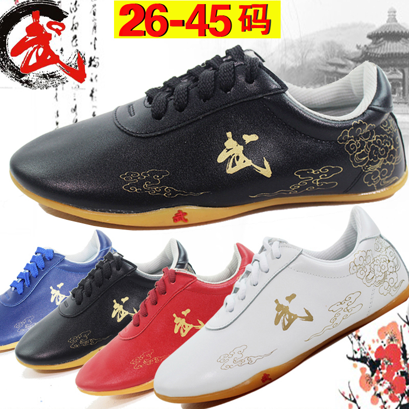 Chinese Wushu shoes Taolu Kungfu shoes Routine Practice Martial arts indoor shoes for men women kids