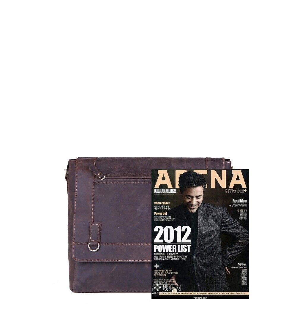 Мужские сумки для ноутбука, большая вместительность, многофункциональная, пригодная для 15,6 дюймового ноутбука, переносная водостойкая дел... - 4