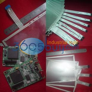 Touch Screen Touch Glass scn-at-flt15.0-w04-0h1 pn:c76595-000