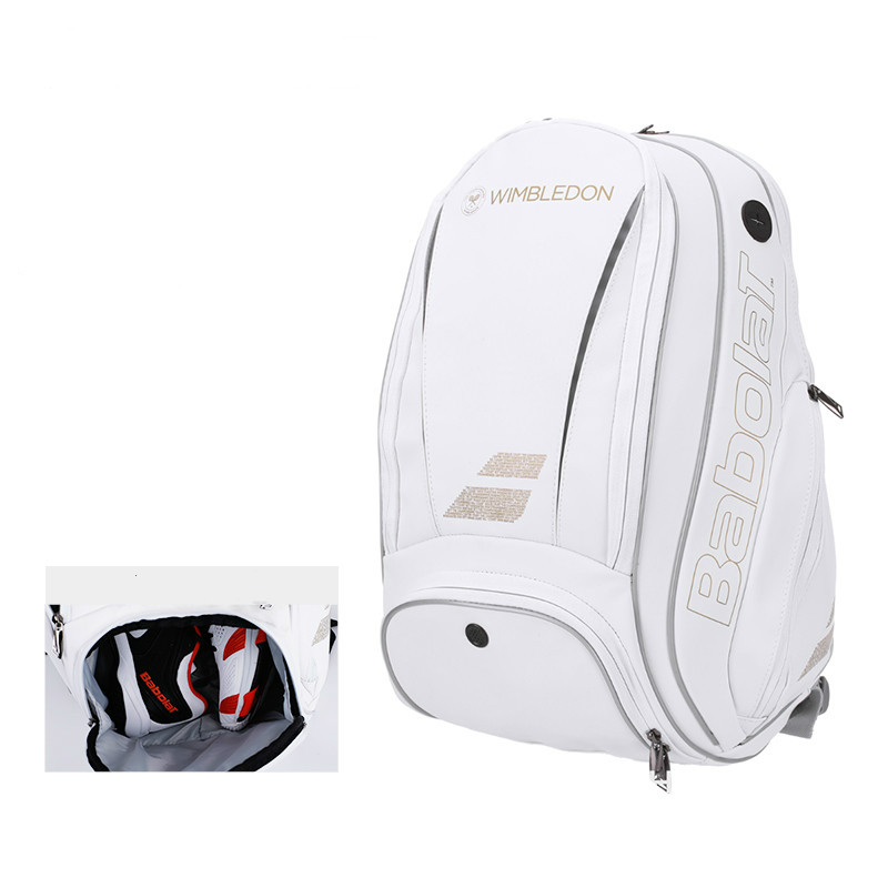 Original Babolat Tennis Bag Tennis Racket Backpack Tennis Training Bag Tennis Racquets Bag Badminton Backpack