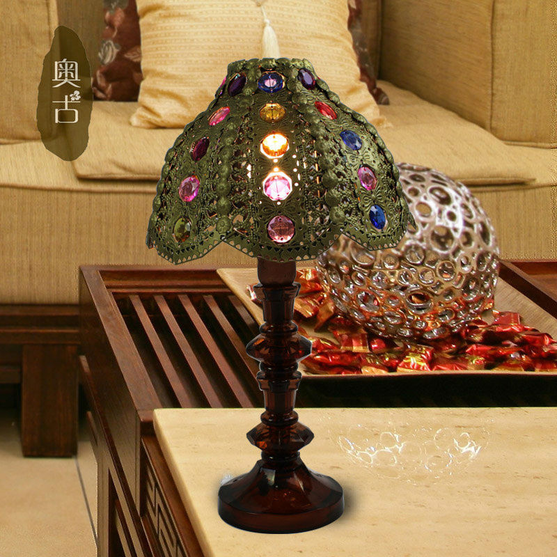 Southeast European specialties mood lamp acrylic lamp living room lamp bedroom bedside lamp warm A-29