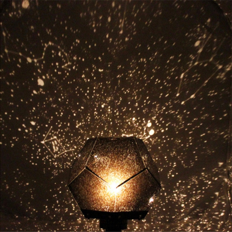 2019 Novelty USB Star Master Night Light Led Romantic Starry Sky Projector Lamp For Kid's Bedroom Sleeping Decor Night Lamp
