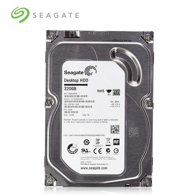 """Seagate Thương Hiệu 320 gb Máy Tính Để Bàn PC 3.5 """"Nội Bộ Cơ Khí đĩa Cứng SATA 3-6 Gb/giây HDD 320 gb 7200 vòng/phút 8 mb/32 mb Đệm"""