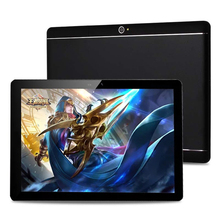 """Perfect For Games And Videos New 10 inch Tablet PC Android 7.0 Octa Core 4GB RAM 64GB ROM 1280*800 IPS 3G WCDMA Tablet 10""""+Gifts"""