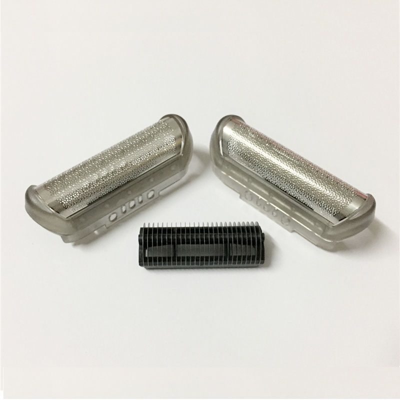 New 2 x 10B/20B Shaver Foil and 1 x  blade for BRAUN CruZer3 Z4 Z5 170S 180 190S 1735 1775 Z40 1000 shaver razor Free Shipping new 1 x series 5 combi shaver foil 51s for braun replacement pack 8000 360 530 570 560 590 8985 free shipping