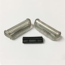 New 2 x 10B/20B Shaver Foil and 1 x  blade for BRAUN CruZer3 Z4 Z5 170S 180 190S 1735 1775 Z40 1000 shaver razor Free Shipping