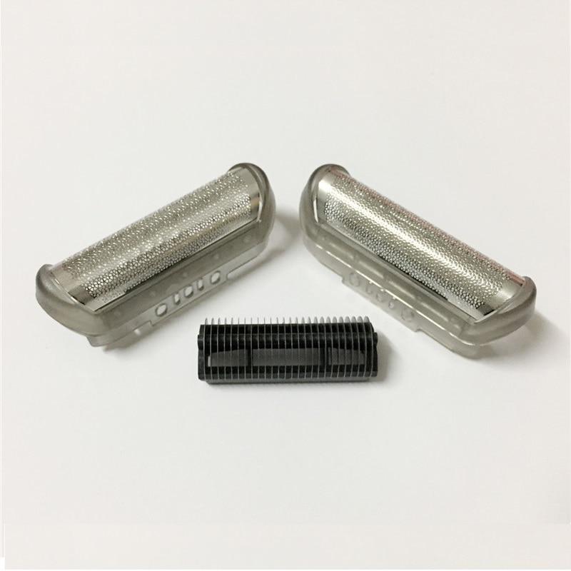 Nouveau 2 x 10B/20B grille du Rasoir et 1 x lame pour BRAUN CruZer3 Z4 Z5 170 S 180 190 S 1735 1775 Z40 1000 rasoir rasoir Livraison Gratuite