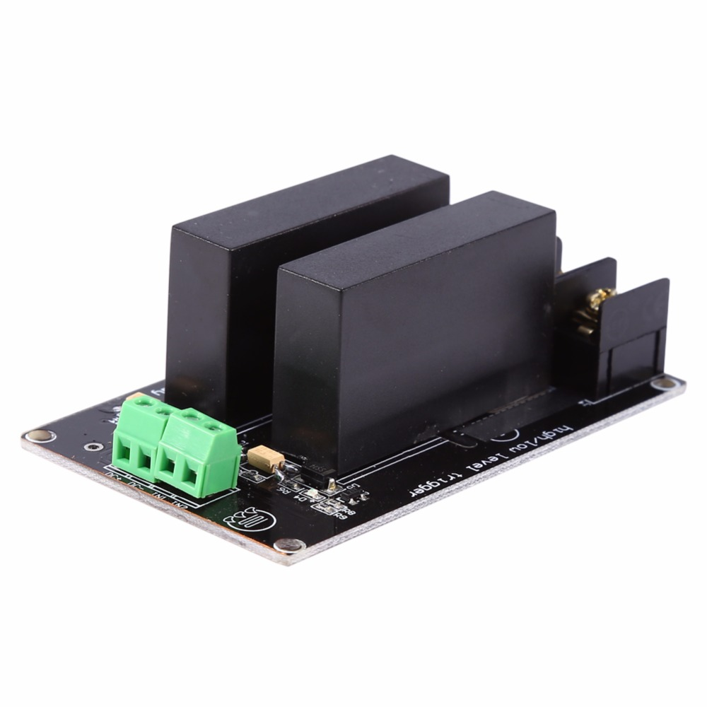 380v 8a Double Channels Solid State Relay Module Board Ssr Switch  Controller(china (mainland