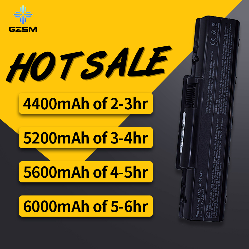HSW 6cells Battery AK.006BT.020 AK.006BT.025 AS07A31 AS07A32 AS07A41 AS07A42 AS07A51 AS07A52 AS07A71 AS07A72 For Acer Battery   HSW 6cells Battery AK.006BT.020 AK.006BT.025 AS07A31 AS07A32 AS07A41 AS07A42 AS07A51 AS07A52 AS07A71 AS07A72 For Acer Battery